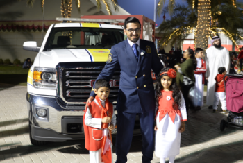 Participation of customs affairs in the National Day celebrations in Formula