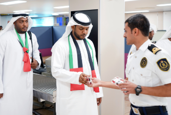 Participation of Customs Affairs in the National Day celebrations of the United Arab Emirates